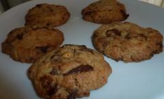 Cookies 2 chocolats-daims