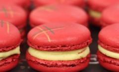 Macarons Fraise - Menthe - Kalamansi