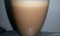 Crème aux oursons en guimauve