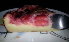 Millasson aux fraises
