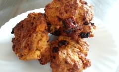 Cookies tomates séchées-chorizo