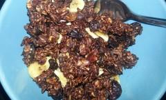 Granola tout chocolat