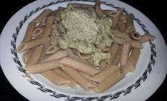 Pesto de pistaches et menthe