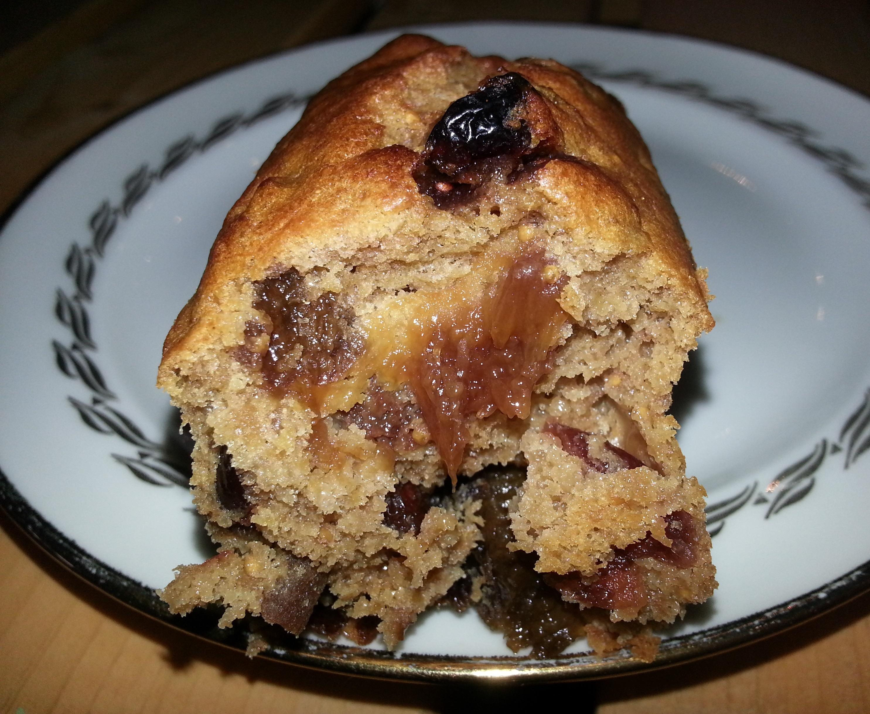 Recette cake aux pruneaux sucre