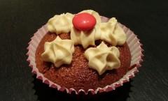 Cakes aux carambars - glaçage au caramel