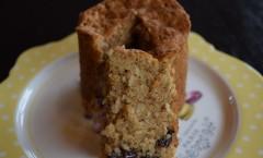 Gâteau moelleux coco, noisette et chocolat de Philippe Conticini