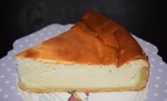 Tarte au fromage blanc 0% de Christophe Felder